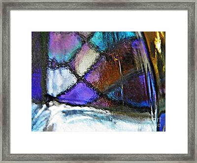 Transparency 2 Framed Print by Sarah Loft