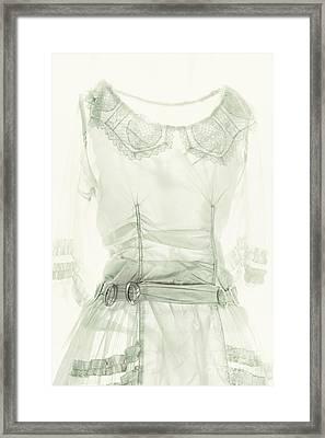 Transparent Framed Print by Margie Hurwich