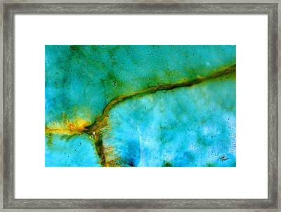Transport Framed Print by Keith Thue