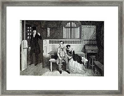 Transportation Framed Print by British Library