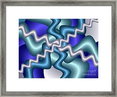 Transverse Framed Print
