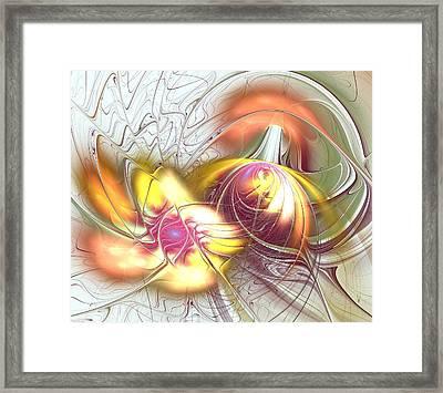 Transwarp Framed Print by Anastasiya Malakhova