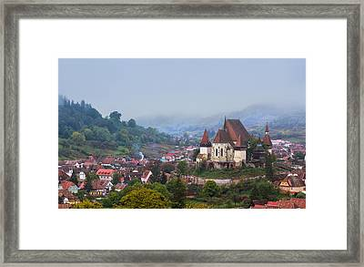Transylvania Framed Print by Mircea Costina Photography