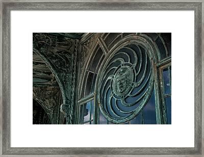 Trapped Framed Print by Glenn DiPaola