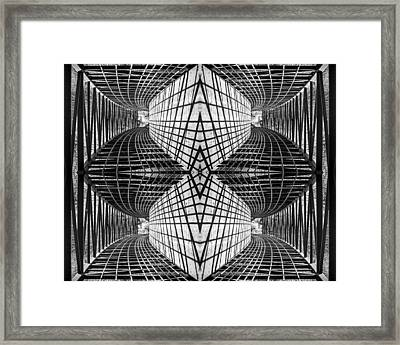Trapped Framed Print by Richard ONeil