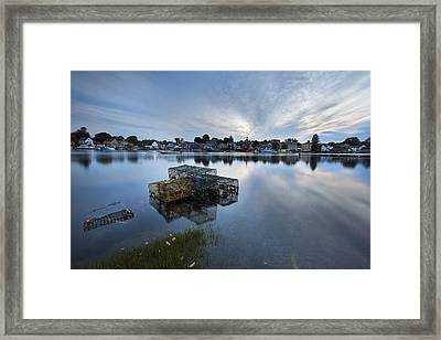 Traps Framed Print by Eric Gendron