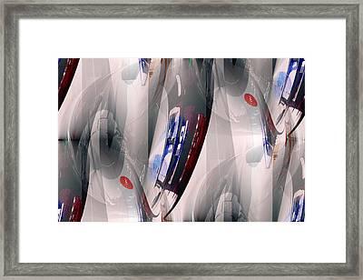 Traum Framed Print