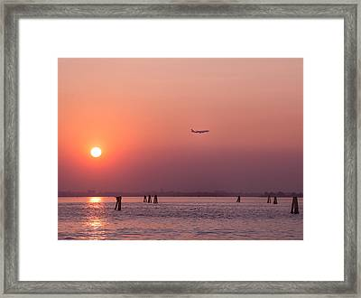 Travel  Framed Print by A Rey