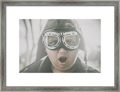 Travel Adventure In Imagination Framed Print by Jorgo Photography - Wall Art Gallery
