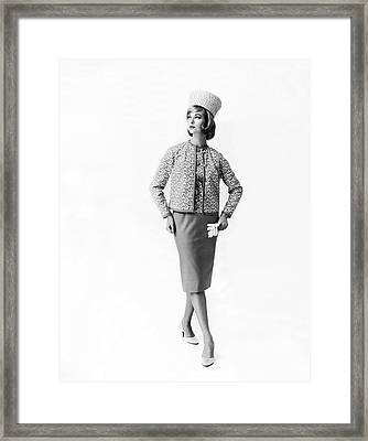 Travel Wear Framed Print by Underwood Archives