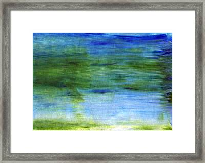 Traveling West Framed Print by Linda Woods
