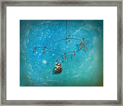 Treasure Hunter Framed Print by Cindy Thornton
