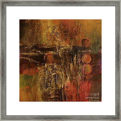 Treasure No. 2 Framed Print by Melody Cleary