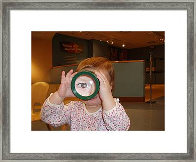 Framed Print featuring the photograph Treasured Moments by Teresa Schomig