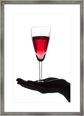 Treasured Wine Framed Print by Svetlana Sewell