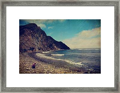 Treasures Framed Print