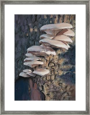 Tree Ears Framed Print