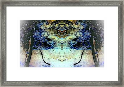 Tree Fairy1 Framed Print