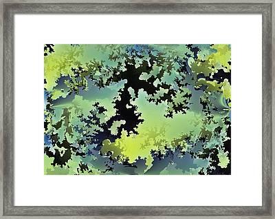 Tree Fantasy Framed Print