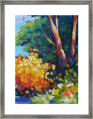Tree Framed Print by John Clark