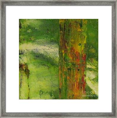 Tree Of Hope Framed Print by Ron Durnavich