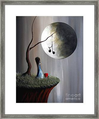 Tree Of Promise By Shawna Erback Framed Print by Shawna Erback