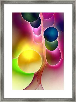 Tree Of Wonders Framed Print by Anastasiya Malakhova