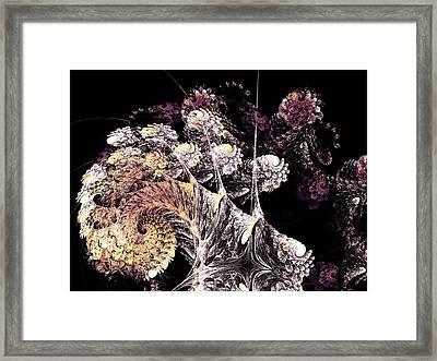 Tree Spirit Framed Print by Anastasiya Malakhova