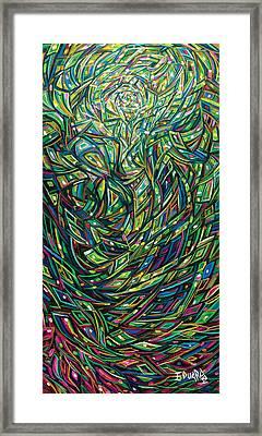 Tree Spirit Framed Print by Eduardo Rodriguez