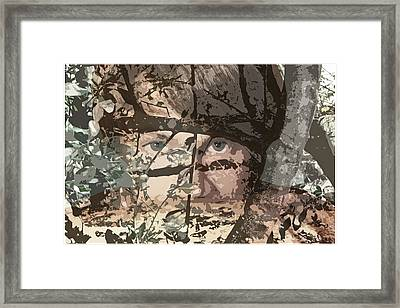 Tree Vision Framed Print