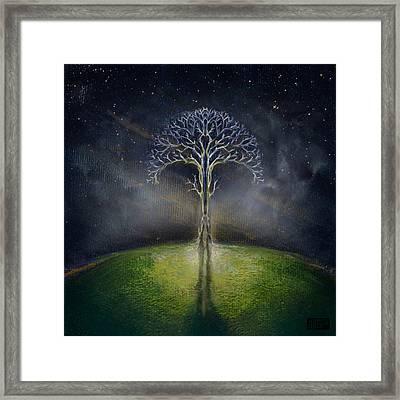 Treelogy II Framed Print