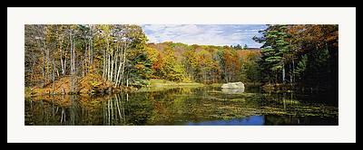 Monadnock Region Framed Prints