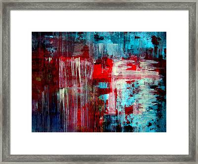 Trench Town Framed Print by Aquira Kusume
