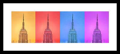Andy Warhol Framed Prints