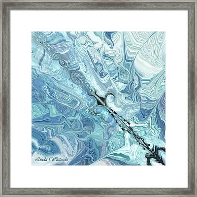 Trident Framed Print