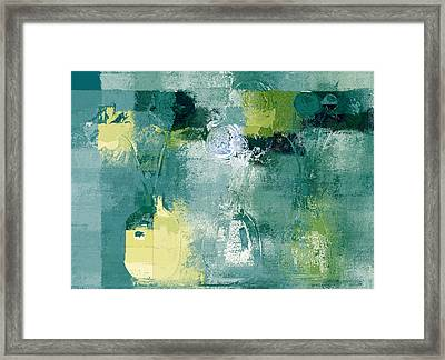 Triflorus - J052046109c17gb Framed Print by Variance Collections