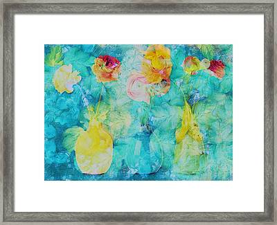 Triflorus - S02bc3 Framed Print by Variance Collections