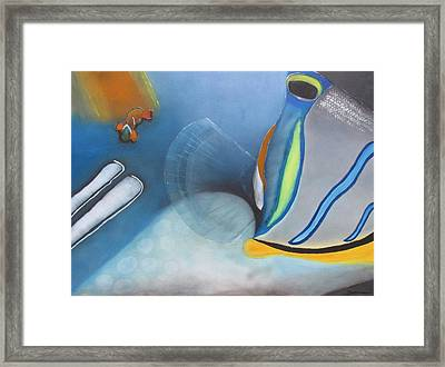 Trigger Heaven Framed Print by Guillaume Peribere