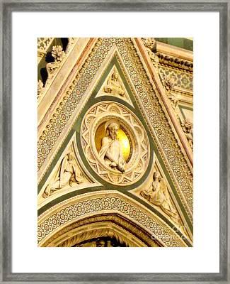 Trinity Framed Print by Europe  Travel Gallery