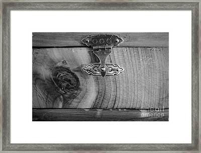 Trinkets Framed Print by Andrea Goodrich