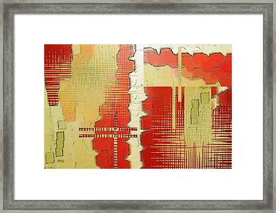 Trip To The Past Framed Print by Ben and Raisa Gertsberg