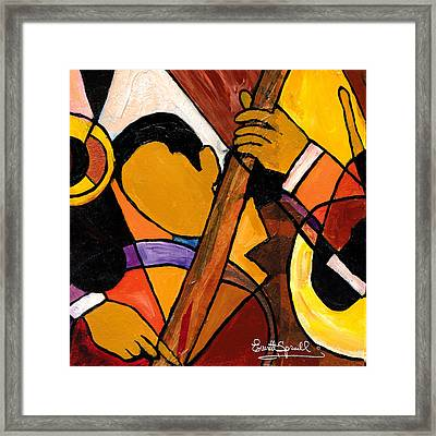 Trip Trio 2 Of 3 Framed Print