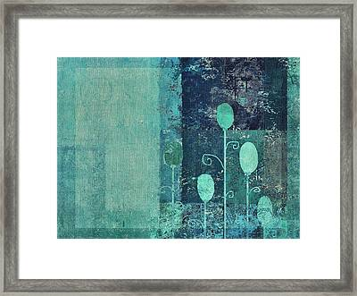 Triploflo - 15at02 Framed Print by Variance Collections