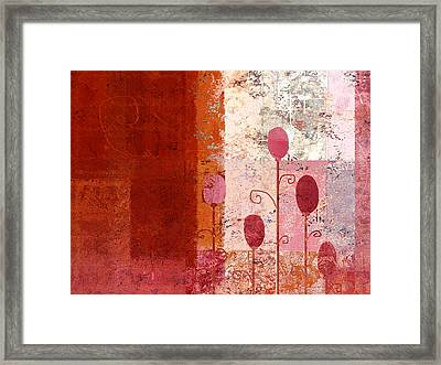 Triploflo - 22a Framed Print by Variance Collections