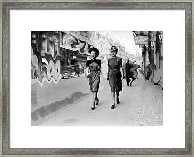 Tripping When It Was Legal Framed Print by Bruce Iorio