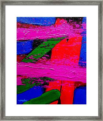 Triumph Framed Print by John  Nolan