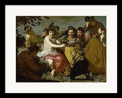Dionysos Framed Prints