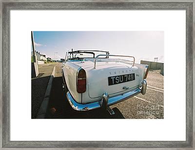 Triumph - The Car -1 Framed Print