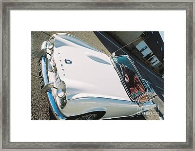 Triumph - The Car -2 Framed Print