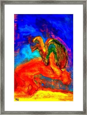 You Have To Fight Your Inner Troll   Framed Print